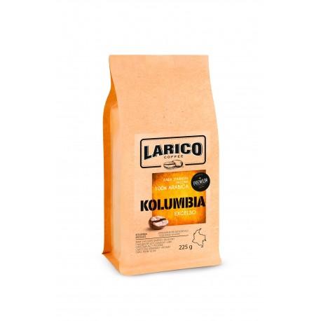 Larico Kawa Ziarnista Kolumbia 100% arabica 225g