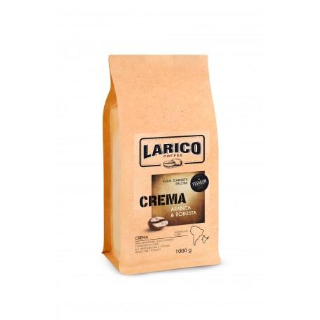1000g Kawa Ziarnista Crema arabica & robusta - NOWOŚĆ