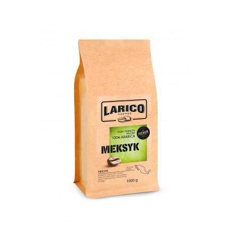 1000g Kawa Ziarnista Meksyk 100% arabica