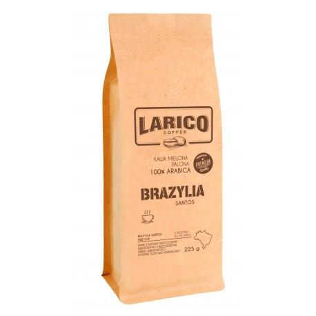 225g Kawa Mielona Brazylia 100% arabica